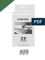 Curso Básico de Serralheria (Aplicação Técnica) - ASA ALUMÍNIO.pdf