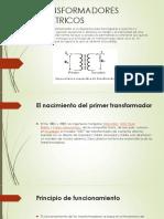 TRANSFORMADORES ELECTRICOS.pptx