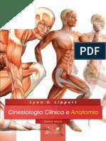 Cinesiologia Clinica e Anatomia 2013