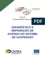 Diagnostico e Reparaçao de Avarias No Sistema de Suspensao