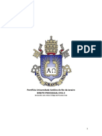 Processo Civil II (Versão Final) PUC rj