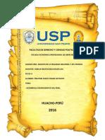 Desarrollo Demografico Del Peru