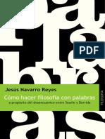 Jesús Navarro - Como Hacer Cosas Con Palabras