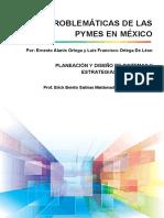 Problemáticas de Las Empresas en México