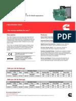Datasheet QSX15-G4