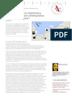 Espacios Endógenos_ Experiencia y Práctica Desde El Arte Contemporáneo