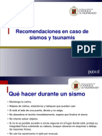 Recomendaciones sismos tsunamis.ppt