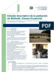 Poster Estudio Bolondo
