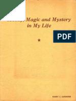 1957 Gardener Money Magic and Mystery in My Life