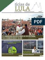 Noticias de Cholula impreso