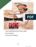Gasing(Sejarah-Tingkatan3)