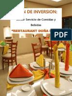 Plan Negocio Restaurante FINAL