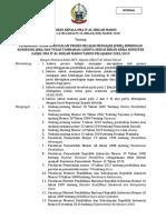 2018-2019 SK Pembagian Tugas Internal