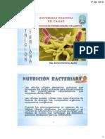 Cap 4 Nutricion Microbiana