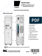 Vostro-230 Setup Guide Es-mx