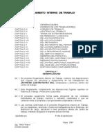 Reglamento Interno de Trabajo Javfrank Contratistas Sac1