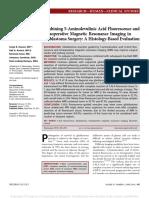 Combining 5 Aminolevulinic Acid Fluorescence and.8