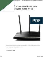 La Nacion - Que Es WPA3