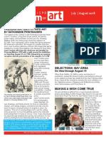 ArtNews July August 2018
