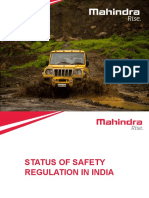 6. Safety Regulations Roadmap M&M