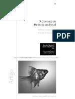 conceito de paranoia em Freud.pdf