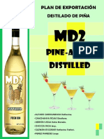 1. Plan de Exportación Destilado de Piña Md2 Fina2l