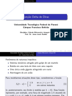 04 Funcao Delta de Dirac