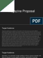 magazine proposal  1