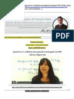 6-7) 1001 QUESTÕES DE CONCURSO - PORTUGUÊS - FCC.pdf