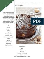 Tort Cu Nuci Si Ciocolata-edithfrincu