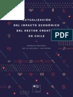 Actualizacion Impacto Economico Sector Creativo