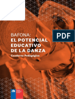 Cuaderno Pedagogico Bafona