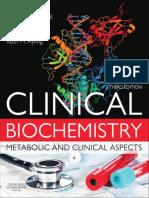 Clinical Biochemistry, 3rd Edition