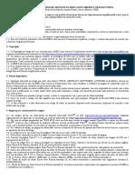 Regras Exigidas Pelo IEEE Latin America Transactions
