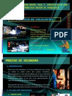 Proceso de Soldadura Presentacion