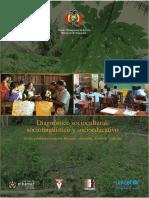 Diagnóstico sociocultural sociolinguistico y socioeducativo