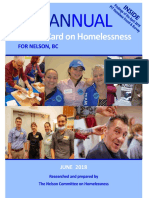 Nelson's 10th Annual Report Card on Homelessness