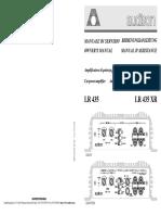 Lr 435 Manual