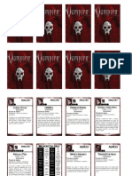 Cards de Disciplina by Cain - Posted by V0rt3X
