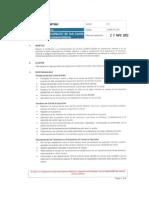Reglamento y Consitución Del Sub Comité SSOMA