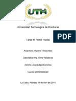 Tarea IParcial Higiene y Seguridad Juan_Denica