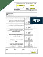 FT-SST-003 Formato Evaluacion de Funciones y Responsabilidades