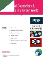 final presentation - cyber safety