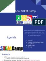 middle school stem camp
