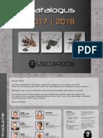 Lion Sports 2018