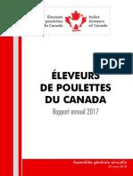 Éleveurs de poulettes du Canada