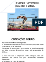 6279282 Provas de Campo Atletismo