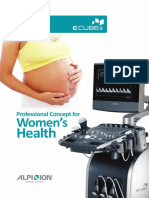 E-CUBE 9 Catalog - Womans Health