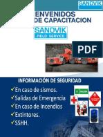 CAPACITACION LH410