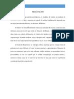 El Bienestar Del Estado Peruao Mono